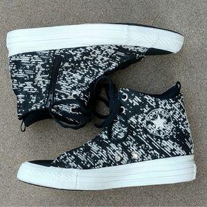 CONVERSE Selene Neoprene Winter Knit Sneaker Boot